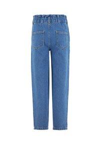 DeFacto - Jeans Straight Leg - blue - 1