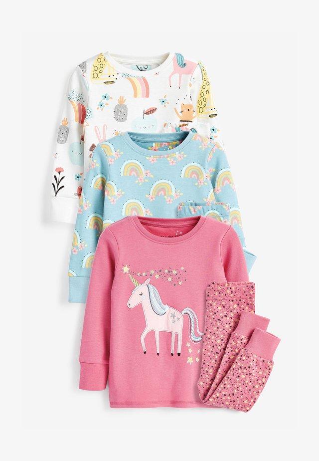 3 PACK SNUGGLE - Pijama - multi-coloured