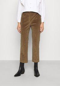 WEEKEND MaxMara - APICE - Trousers - camel - 0