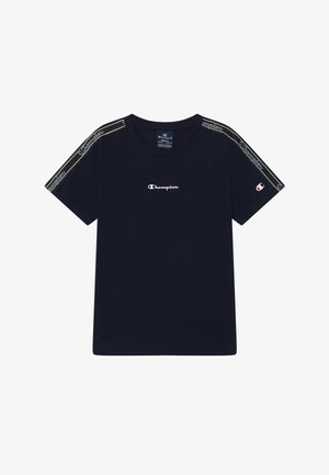 LEGACY AMERICAN TAPE CREWNECK - Camiseta estampada - dark blue