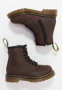 Dr. Martens - 1460 SERENA - Bottes de neige - dark brown - 0