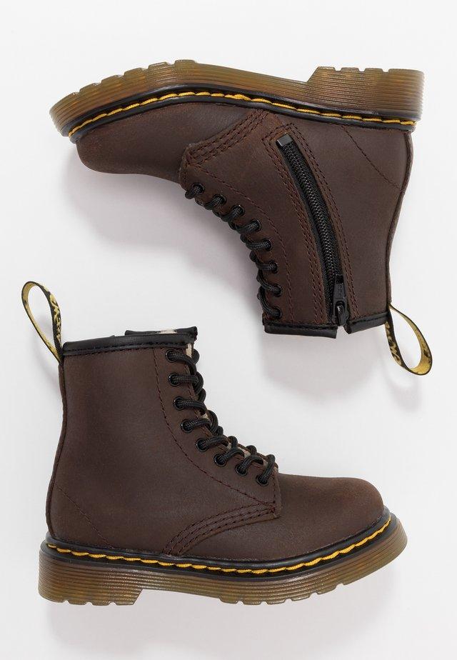 1460 SERENA - Śniegowce - dark brown