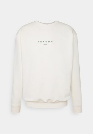 UNISEX - Sweatshirt - off white