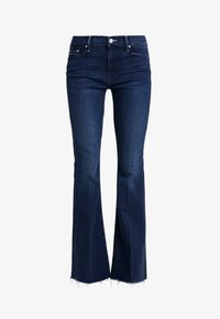 Mother - THE WEEKENDER FRAY  - Relaxed fit jeans - dark blue - 5