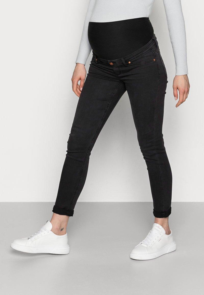Lindex - TOVA SOFT  - Jeans Skinny Fit - black