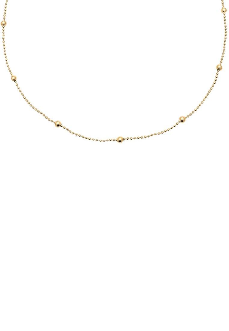 Fast Express Cheap Accessories Elli Basic Kugeln Necklace gold-coloured dtgSQPpyf TzQx5VOlz