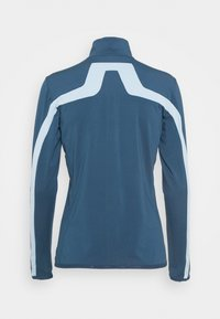 J.LINDEBERG - SEASONAL JANICE MID LAYER - Zip-up hoodie - midnight blue - 1