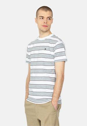 Print T-shirt - heather