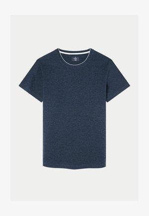 T-shirt basique - dk navy
