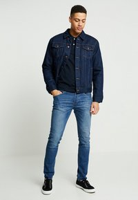 CELIO - NECE TWO - Polo shirt - navy blue - 1