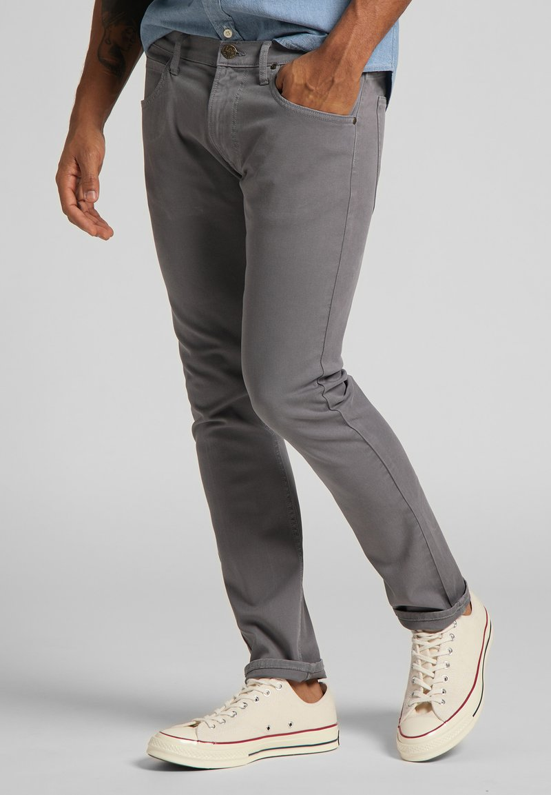 Lee - LUKE - Jeans Tapered Fit - quiet shade