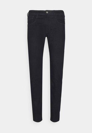 ANBASS - Jeans Skinny Fit - dark blue denim