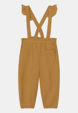 NBFFREDE - Trousers - spruce yellow