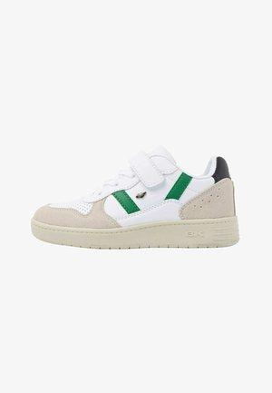 Zapatillas - white/green/black