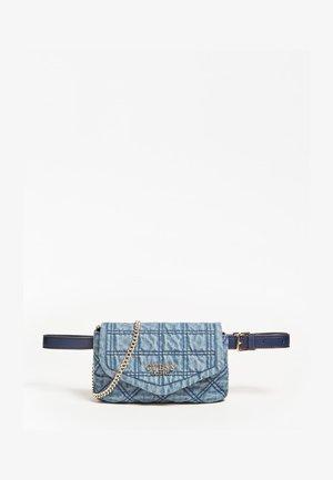 KAMINA - Bum bag - blau