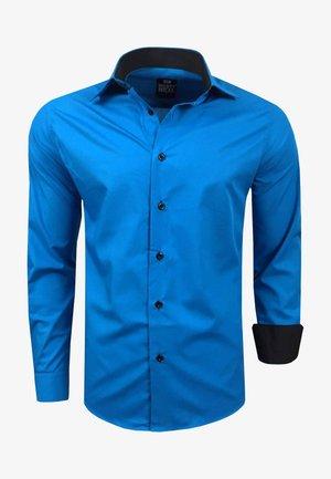 FREIZEIT-HEMD - Overhemd - petrol