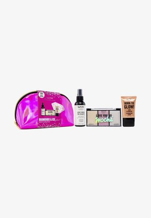 BORN TO GLOW GIFT SET - Makeup set - -