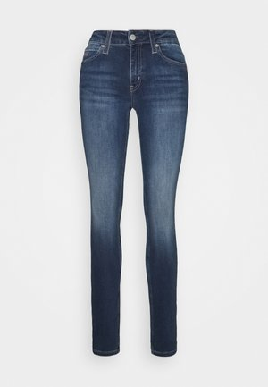MID RISE  - Jeans Skinny - mid blue