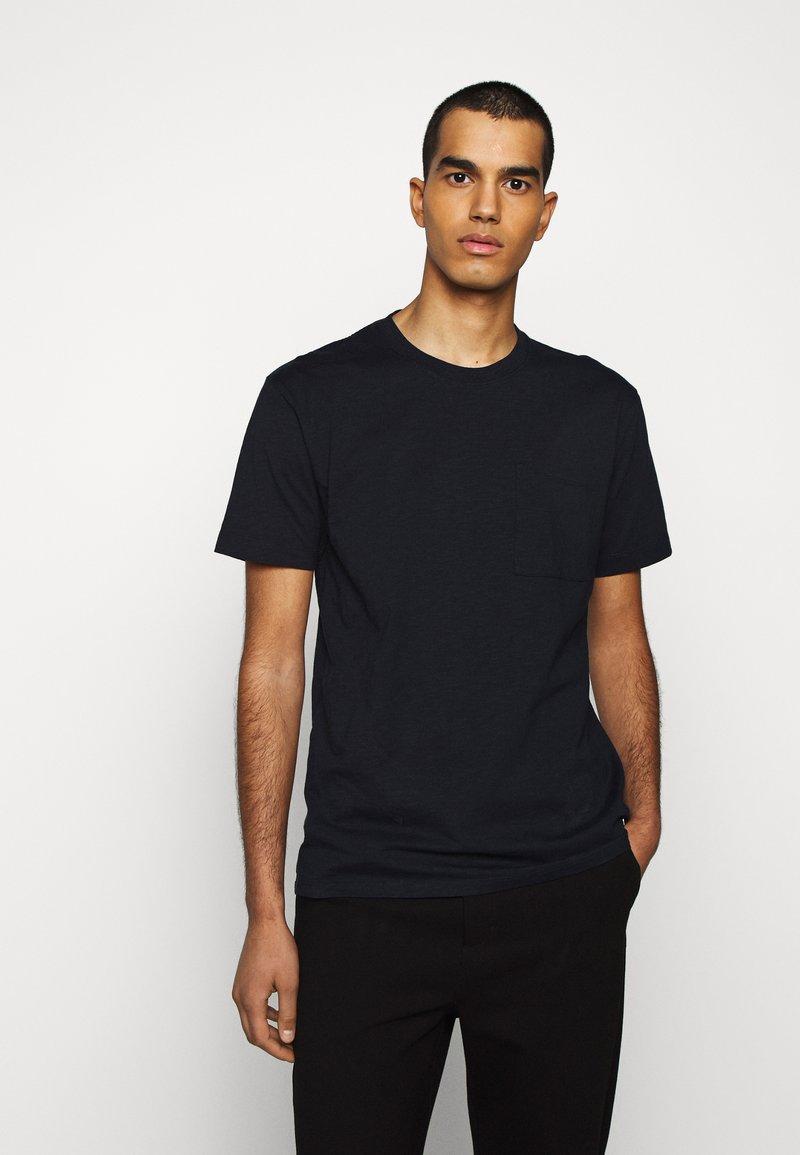DRYKORN - SCOLT - T-Shirt basic - navy