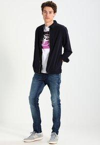 Jack & Jones - JJIGLENN JJICON - Slim fit jeans - blue denim - 1