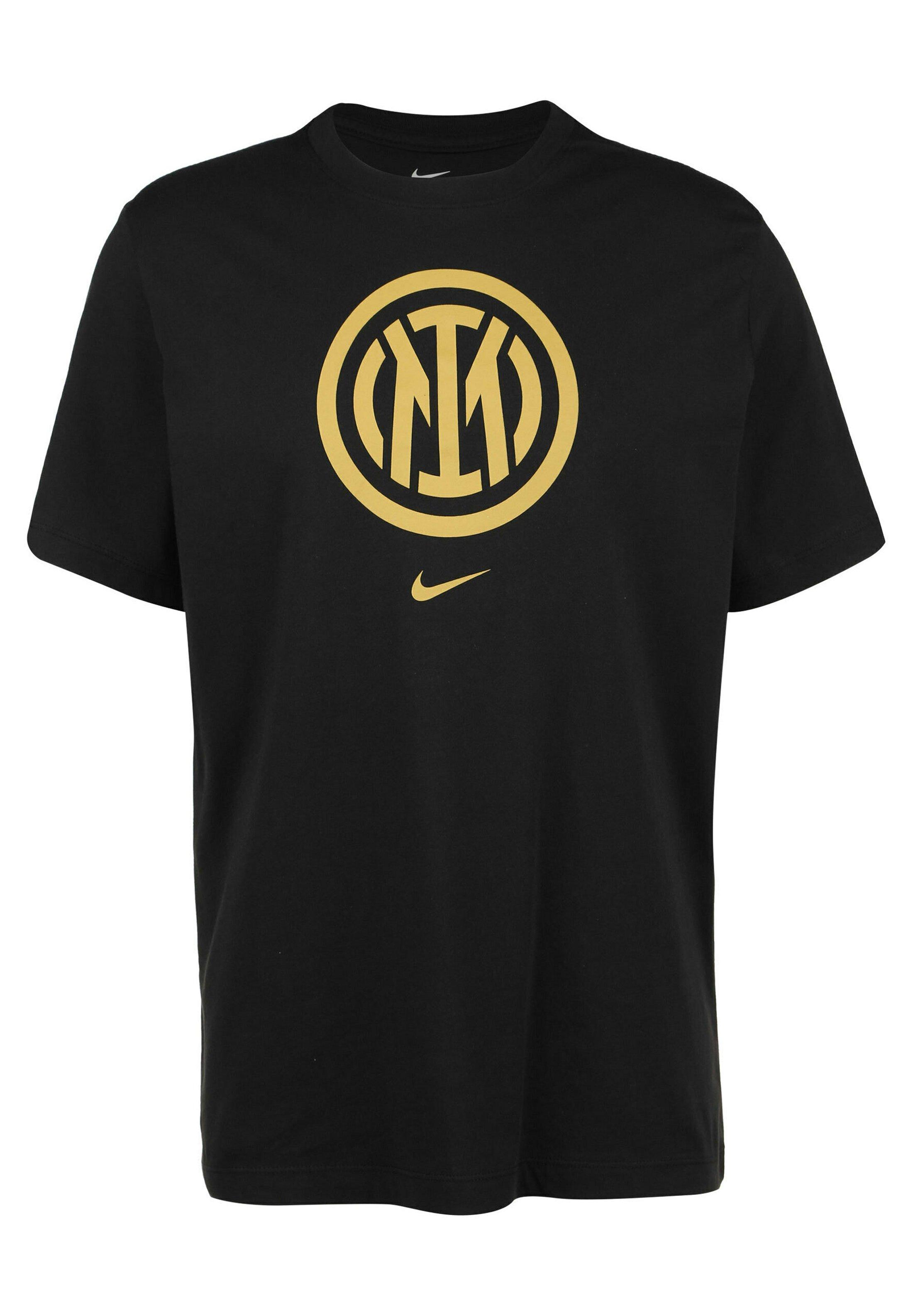 Homme INTER MAILAND EVERGREEN CREST - T-shirt imprimé