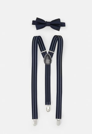 SET - Belt business - dark blue