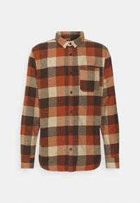 Quiksilver - MOTHERFLY - Shirt - cinnamon - 0
