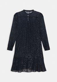 Bruuns Bazaar - ALEXANDRIA CAMARI DRESS - Shirt dress - navy blue - 6