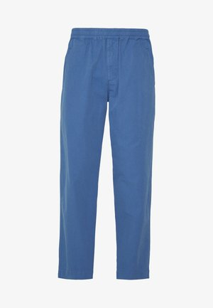 DRAWCORD ASSEMBLY PANTS - Kalhoty - blue
