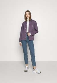 BDG Urban Outfitters - MOM VINTAGE - Relaxed fit jeans - dark denim - 1