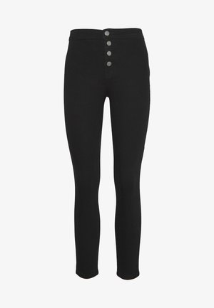 MID RISE JEGGING - Jeans Skinny Fit - black