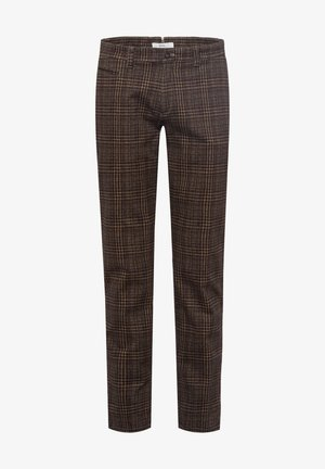 STYLE FABIO IN - Chinos - walnut