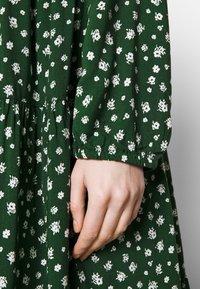 Even&Odd - Day dress - green/white - 3