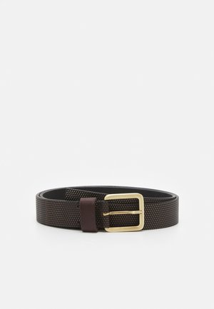 DIVER BELT - Belt - brown
