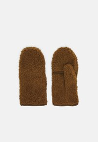Weekday - STORM MITTENS - Mittens - brown - 0