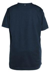 Fila - LOGO - Basic T-shirt -  peacoat blue - 1