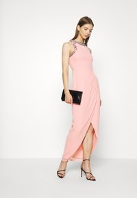 Lace & Beads - DUNIA WRAP MAXI - Occasion wear - taffy pink - 1
