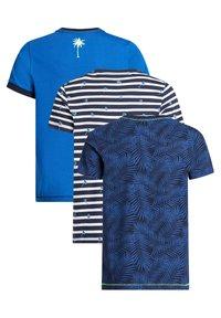 WE Fashion - T-shirts print - blue - 7