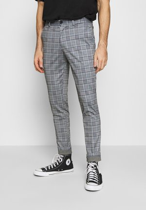 JJIMARCO JJPHIL  - Trousers - light blue
