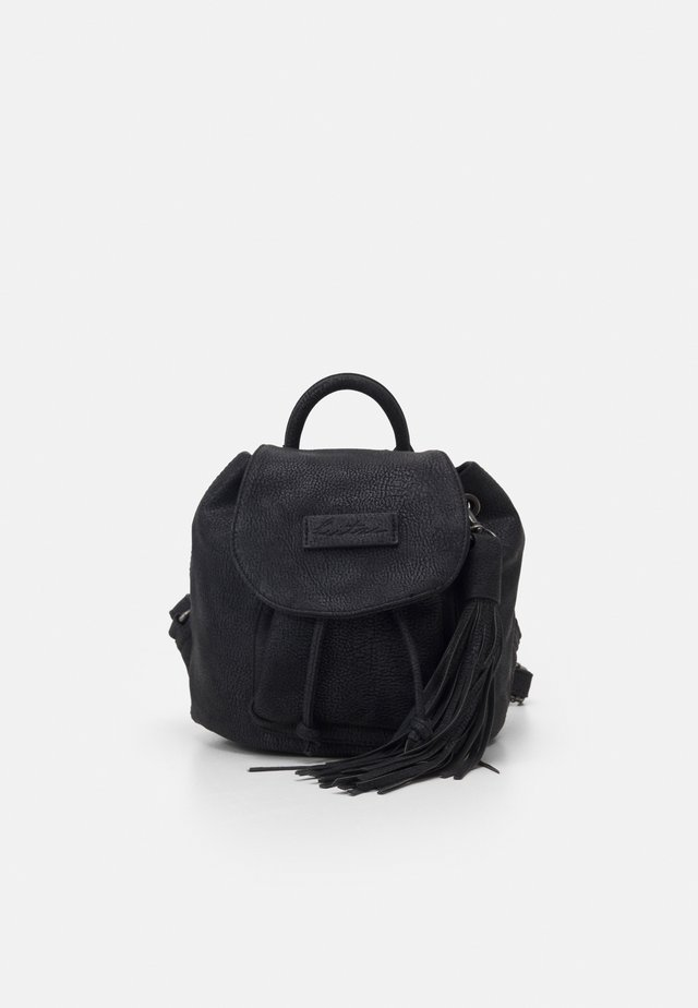 BABE BACKPACK - Tagesrucksack - black idol