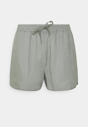TOPAZ - Shorts - charcoal khaki