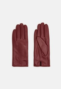 Guess - GLOVES - Hansker - merlot - 0