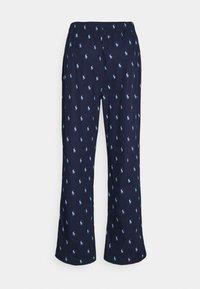 Polo Ralph Lauren - Pyžamový spodní díl - cruise navy - 6
