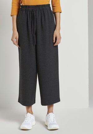 Pantalon classique - shale grey melange