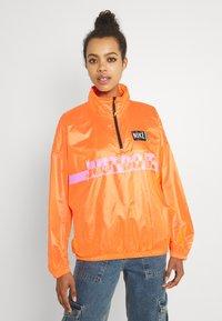 Nike Sportswear - Veste coupe-vent - atomic orange/black - 0