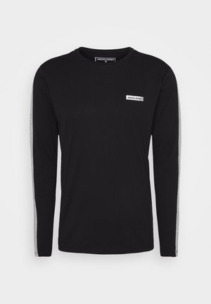 JCOZ SPORT TEE - Long sleeved top - black