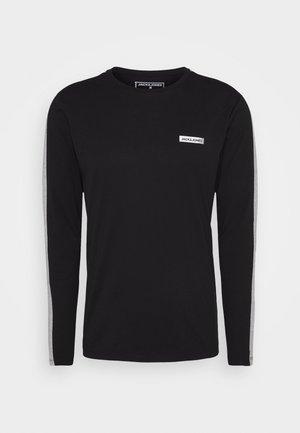 JCOZ SPORT TEE - Camiseta de manga larga - black