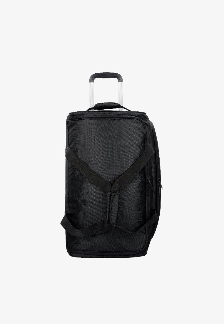 Hardware - Wheeled suitcase - black