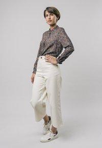 Brava Fabrics - Button-down blouse - red - 1