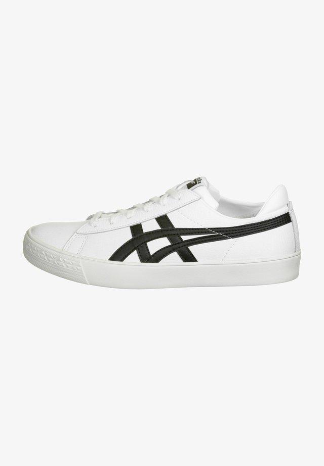 FABRE - Sneakers basse - white/ black